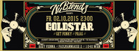 Nu Blends ft. DJ GOLDSTAR (Get Fonky Radio- Prag)