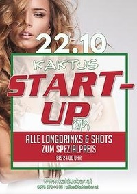 Start-Up@Kaktus Bar