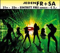 """Jeden  Samstag: """"Partymaus Wochenende""""@Partymaus Wörgl"""