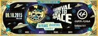 ★★ CARNIVAL - GOES TO SPACE ★★ THE SAGA MUST GO ON ★★ powered by CHECKFELIX@Chaya Fuera