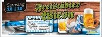 FREISTÄDTER WIESN - mit den Viedele Viesoin live.Busen, Bier & Alm-Clubbing@Cheeese