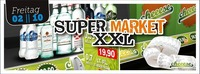 SUPERMARKET XXL@Cheeese