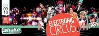 ++ELECTRONIC CIRCUS++@Shake