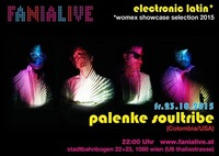 PALENKE SOULTRIBE (COLOMBIA/USA)@Fania Live