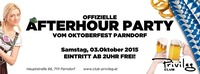 AFTERHOUR PARTY ☀☀ OKTOBERFEST PARNDORF @ CLUB PRIVILEG@Club Privileg