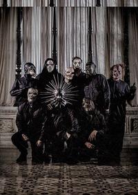 Slipknot@Wiener Stadthalle