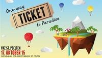 One-Way Ticket to Paradise - Maturaball der BBAKIP/BBASOP St. Pölten