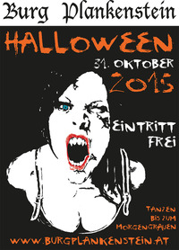Halloween & MorgenGRAUEN auf Burg Plankenstein@Burg Plankenstein