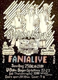 BALAM AJPU aka BARRIO CANDELA@Fania Live