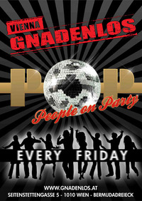 P.O.P. - People on Party@Gnadenlos