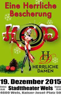 EINE HERRLICHE BESCHERUNG@Stadttheater Wels