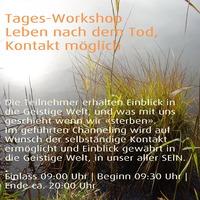 Tages-Workshop «Leben nach dem Tod, Kontakt ins Jenseits möglich»@Spiritquelle Schwarzach