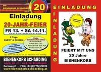 20 Jahre BIENENKORB SCHÄRDING@Bienenkorb Schärding