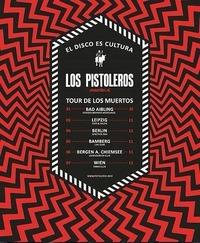 LOS PISTOLEROS  EUROPA TOUR@Fania Live