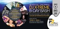 DJ X-TREME B-DAY BASH ★ 10€ Getränke Gutschein@Disco P2