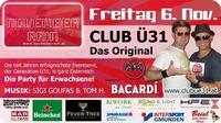 Club Ü31 - Das Original@Schloss Meierhof
