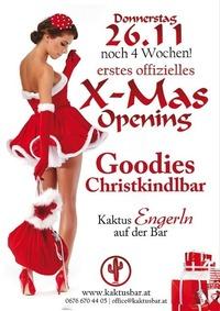 X-Mas Opening@Kaktus Bar