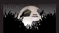 Fußball Fan Party@Disco Apollon