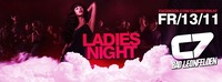 LADIES NIGHT // Gewinne einen XXL High Heel Sessel@C7 - Bad Leonfelden