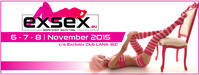 ☆ EXSEX 2015 | Erotic Event ☆@Exclusive Club