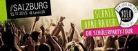 Schall ohne Rauch - Die Schülerparty Tour //salzburg