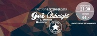 GEI Clubnight mit DJ Snowtek @ GEI Musikclub, Timelkam@GEI Musikclub