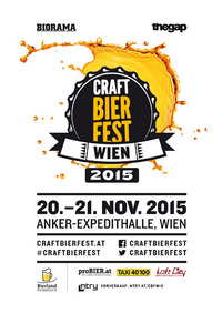 Craft Bier Fest Wien@Ehemalige Anker-Expedithalle
