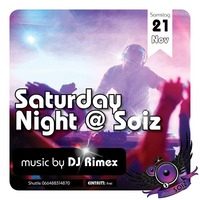 Saturday night @soiz@Disco Soiz