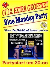 BLUE MONDAY PARTY@1 EURO BAR
