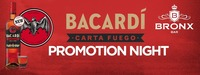 Bacardi Fuego Promotion Night @Bronx@Bronx Bar