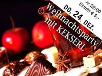 Weihnachtsparty mit KEKSERL@Partymaus Wörgl