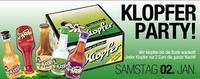 KLOPFERPARTY!@Tollhaus Weiz