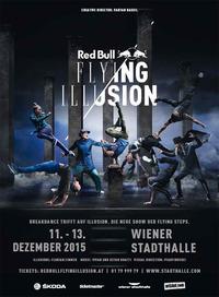 Red Bull Flying Illusion