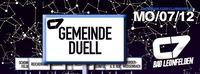 GEMEINDE DUELL @ C7 BAD LEONFELDEN@C7 - Bad Leonfelden
