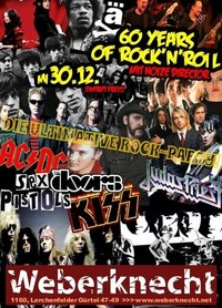 60 years of rock'n'roll@Weberknecht