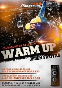 FRIDAY Warm UP PARTY @ ORANGE CLUB@Orange Club