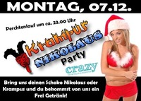 Nikolaus & Krampus Party@Crazy