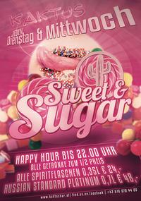 Sweet & Sugar@Kaktus Bar