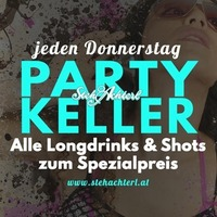 Party Keller@Stehachterl
