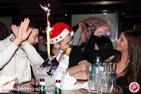 weihnachtsessen / eat&beat@Jederzeit Club Lounge