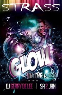Glow in the Dark@Strass Lounge Bar