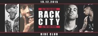 Rack City ★ 19.12.2015 ★ Ride Club ★ ALL YOU CAN DRINK ★ 17+ ★@Ride Club