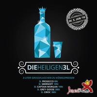 Die Heiligen 3L - Grossflaschen zu Königspreisen@Jedermann