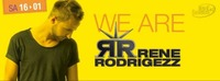 WE ARE -live-  RENE RODRIGEZZ@Lusthouse