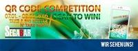 QR CODE COMPETIOTION - SCAN TO WIN!@Segabar Rudolfskai 18