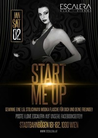 START ME UP@Escalera Club