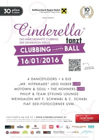 Cinderella tanzt - Clubbing meets Ball@Casino Baden