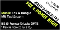 FOX und BOOGIE Night@Mausefalle