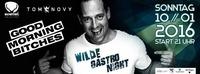 Wilde Gastro Night mit DJ Tom Novy