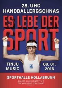 28. UHC-Handballergschnas@Sporthalle Hollabrunn